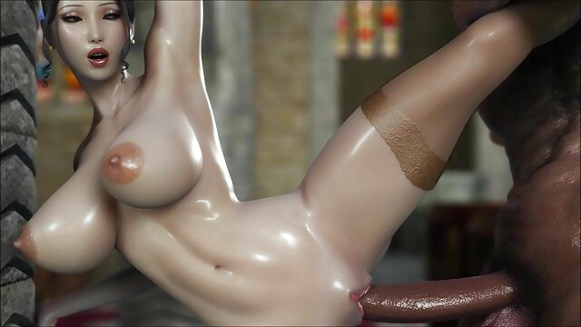 Jesse Volt Unchained عکس کس و کون خفن Star French - صحنه 5 - DDF Productions